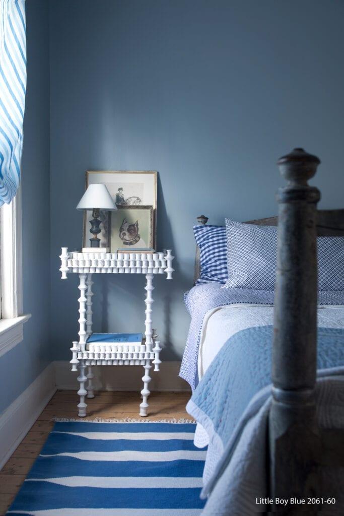 Benjamin Moore Color #2061-60 Little Boy Blue