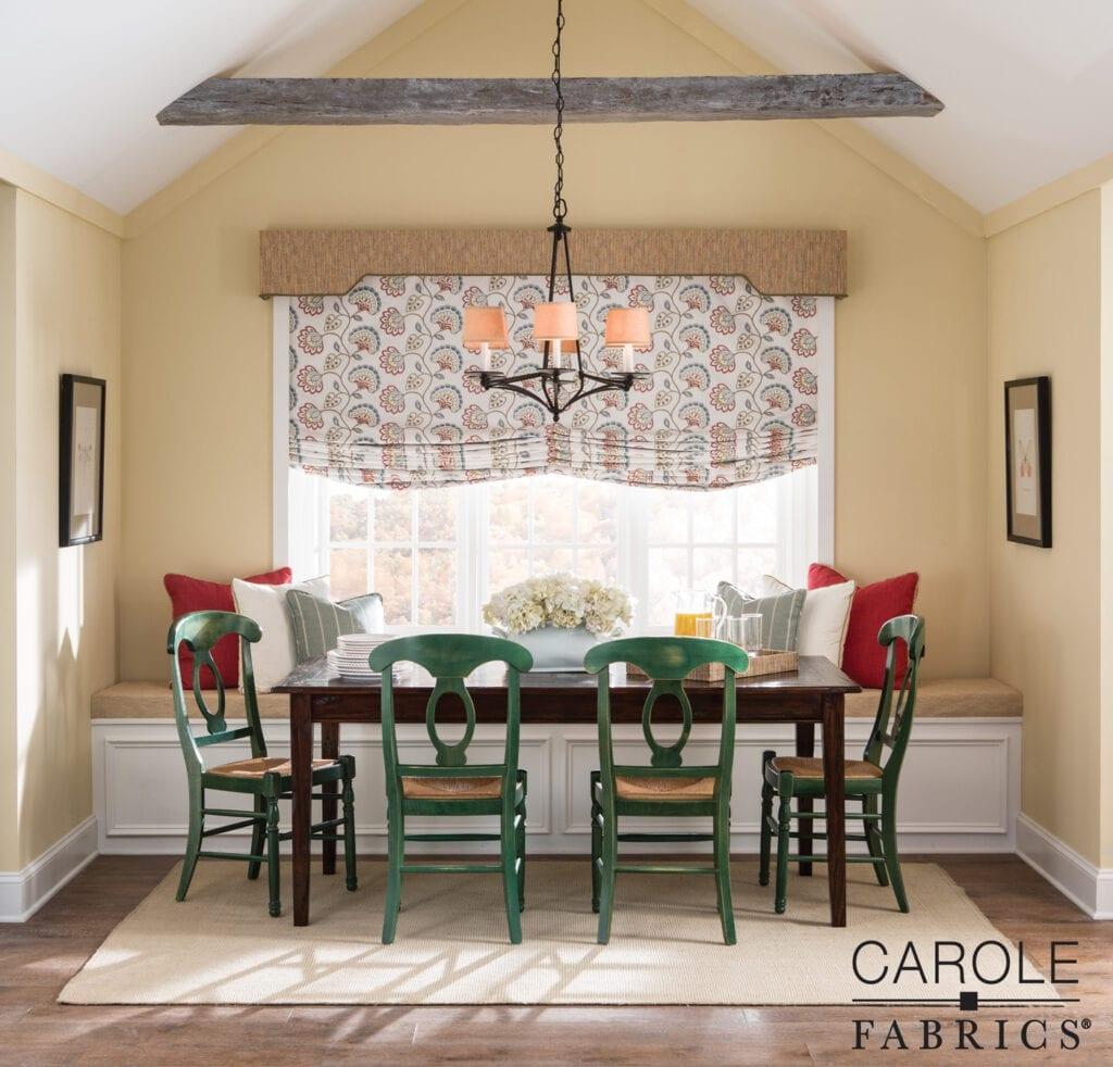 Carole Fabrics - Soft Roman Shade