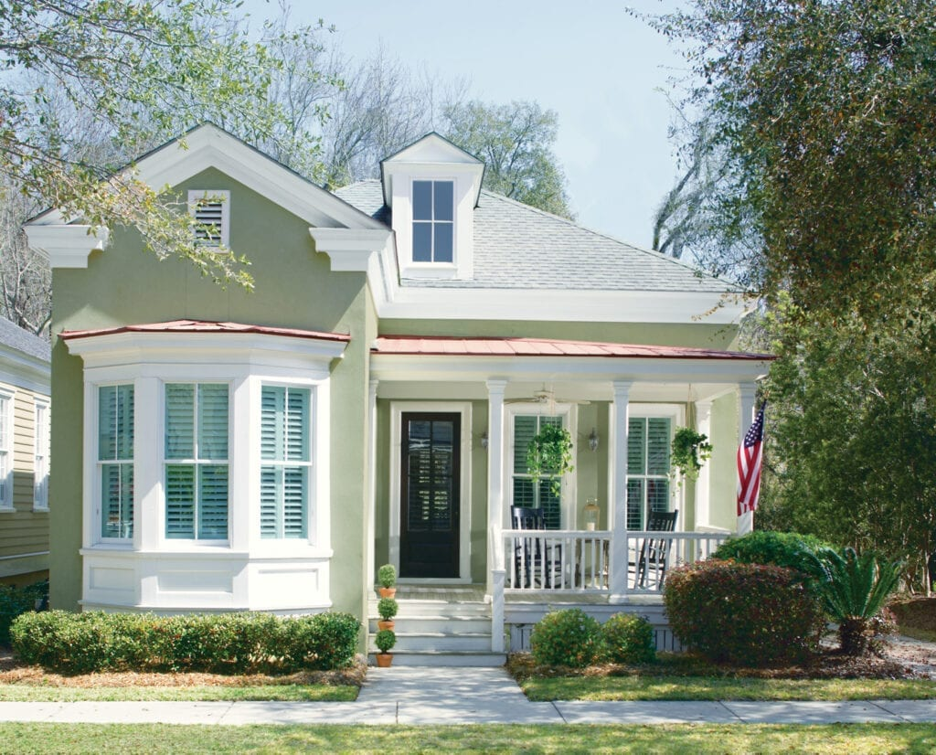 House:  HC-139 Salisbury Green   Door: 2134-10 Night Horizon
