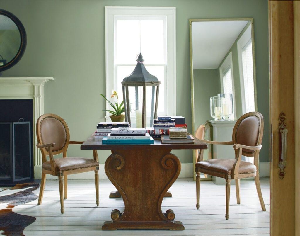 Benjamin Moore Color #HC-113 Louisburg Green