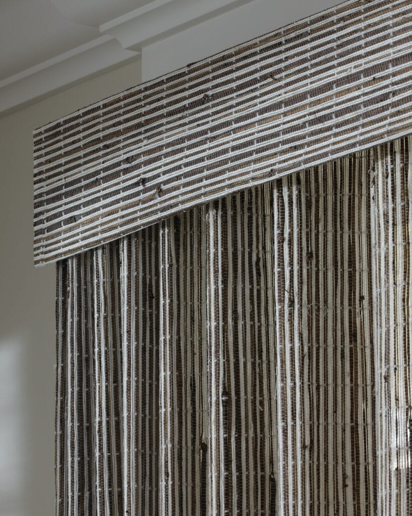 Provenance® Woven Wood Vertical Drapery