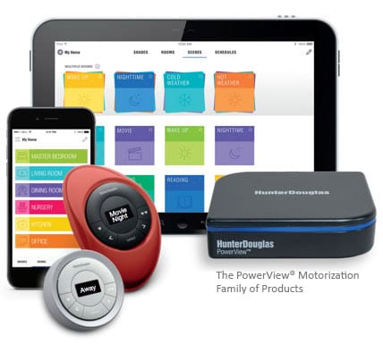 Powerview® App & accessories