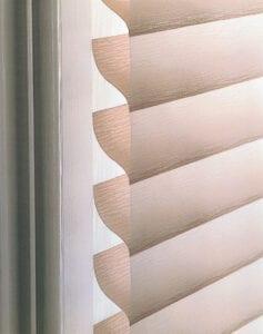 Closeup of Silhouette® Window Shading fabric