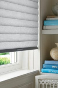 Sonnette™ Window Shading with LiteRise® cordless feature