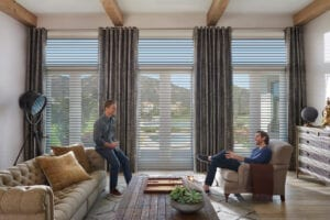Silhouette® Window Shadings with ClearView™